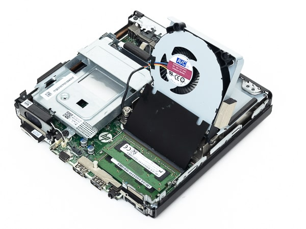 HP ProDesk 405 G6 DM メモリー