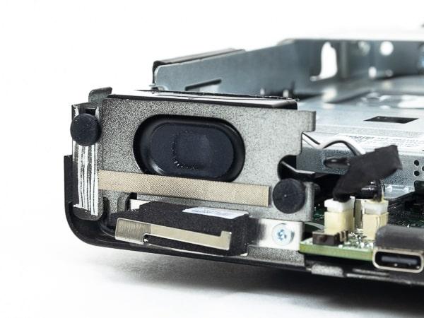 HP ProDesk 405 G6 DM スピーカー