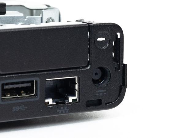 HP ProDesk 405 G6 DM アンテナ