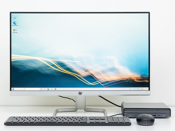 HP ProDesk 405 G6 DM 設置イメージ