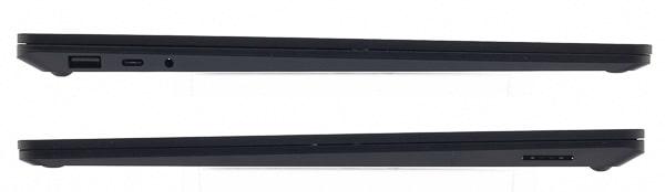 Surface Laotop 4 15インチ インターフェース