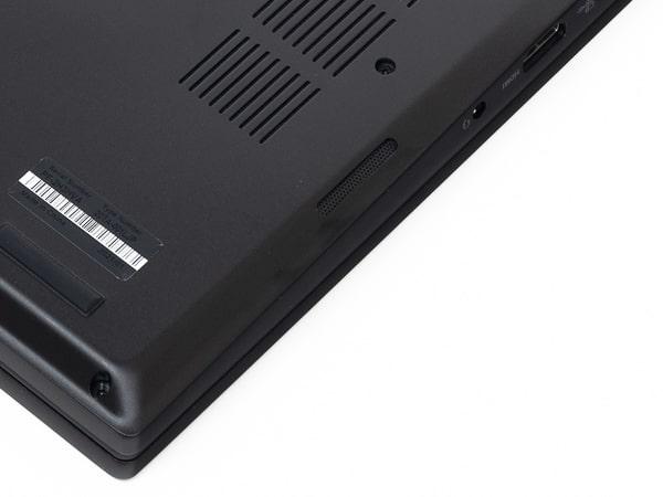 ThinkPad E14 Gen2 スピーカー