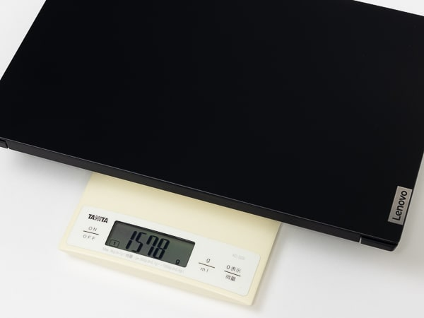 ThinkPad E14 Gen2 重さ