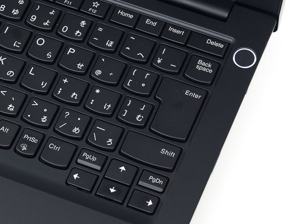 ThinkPad E14 Gen2 配列
