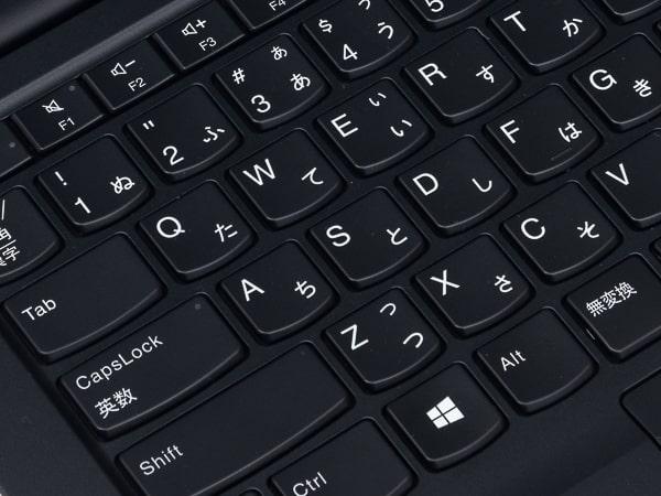 ThinkPad E14 Gen2 タイプ感