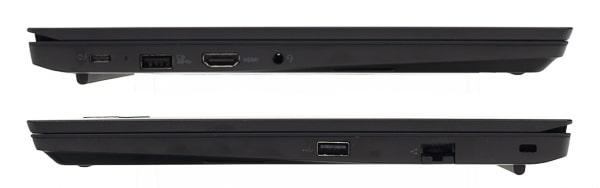 ThinkPad E14 Gen2 インターフェース