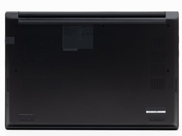ThinkPad E14 Gen2 底面