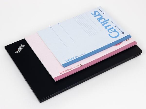 ThinkPad E15 大きさ