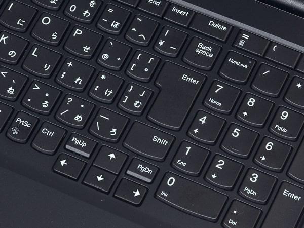 ThinkPad E15 配列