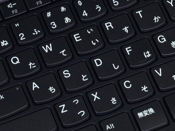 ThinkPad E15 キーボード