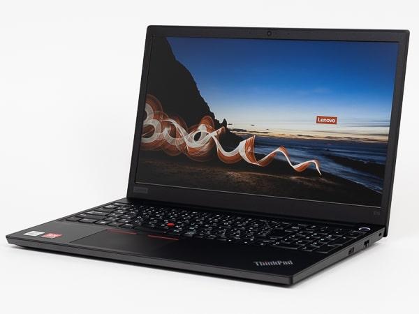 ThinkPad E15 (2019年モデル)レビュー