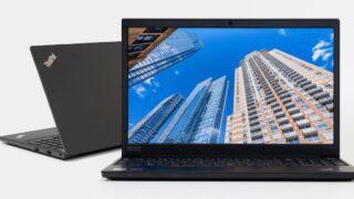 ThinkPad E15 (2019年モデル)レビュー:型落ちしてお手頃価格な15.6インチスタンダードノートPC