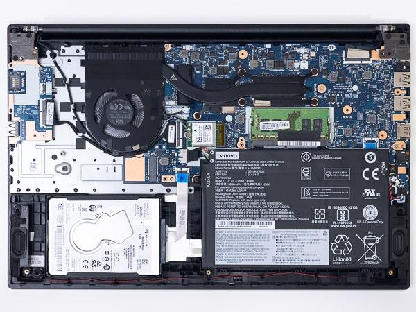 ThinkPad E15 Gen 2 前モデル