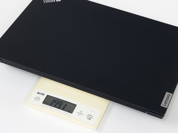 ThinkPad E15 Gen 2 重さ