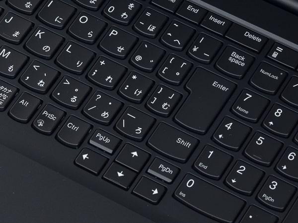 ThinkPad E15 Gen 2 配列