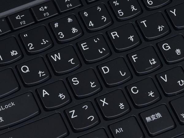 ThinkPad E15 Gen 2 タイプ感