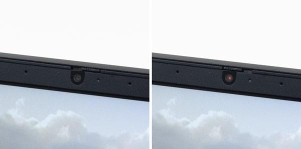 ThinkPad E15 Gen 2 Webカメラ