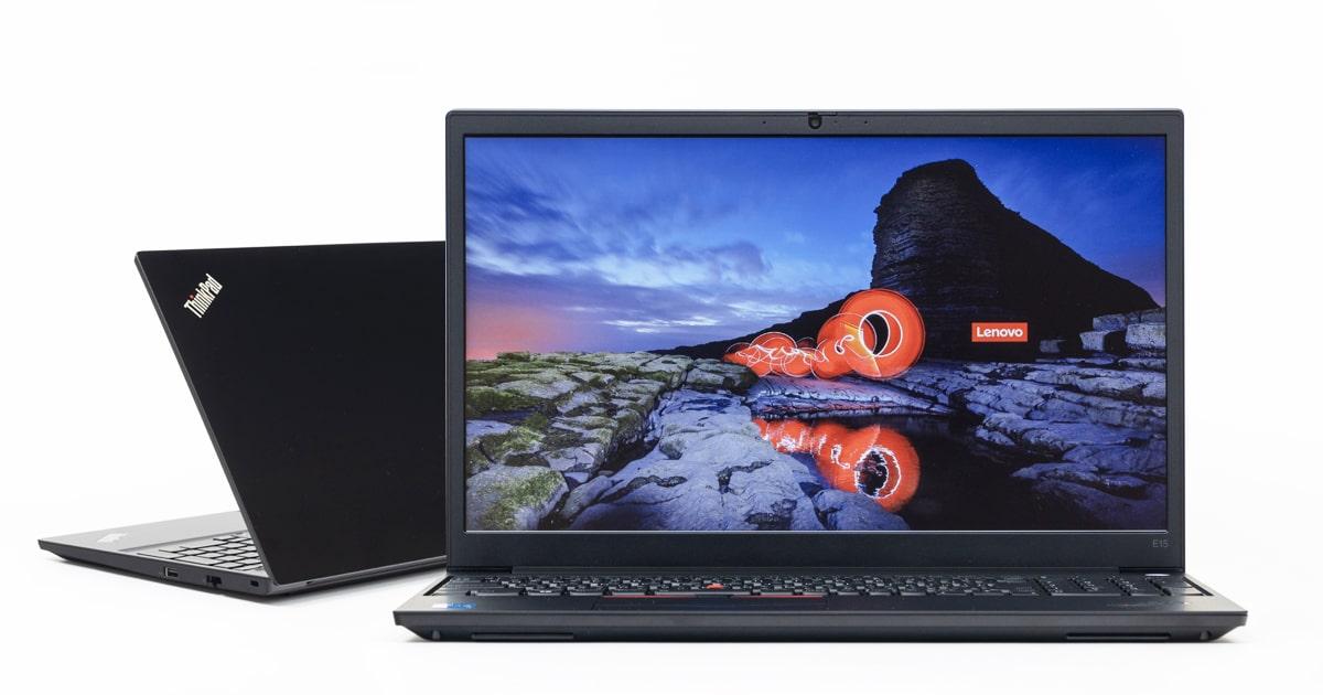 ThinkPad E15 Gen 2 (第11世代インテル)レビュー