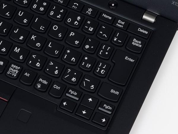 ThinkPad X13 Gen1(AMD) 配列