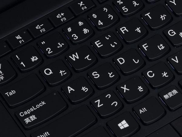ThinkPad X13 Gen1(AMD) タイプ感