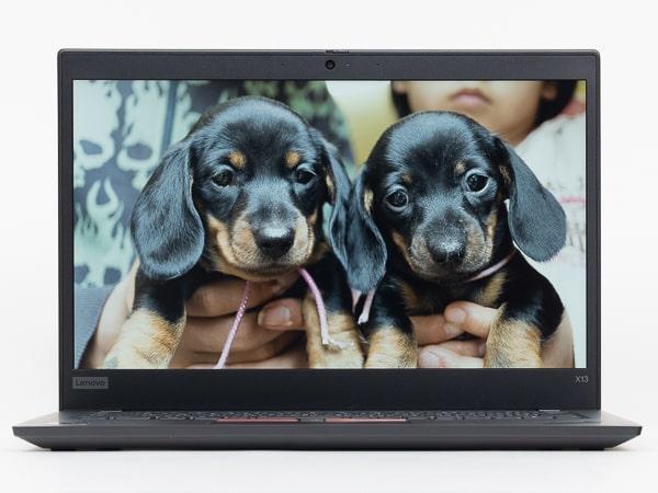 ThinkPad X13 Gen1(AMD)ベゼル