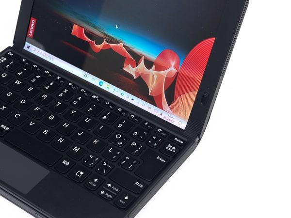 ThinkPad X1 Fold キーボード