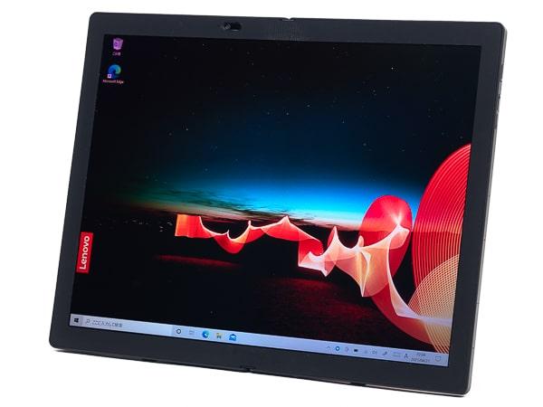 ThinkPad X1 Fold 自立