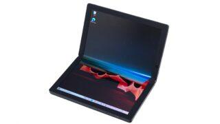 ThinkPad X1 Foldレビュー:折りたたみ機構は先進的でもパフォーマンスは並レベル