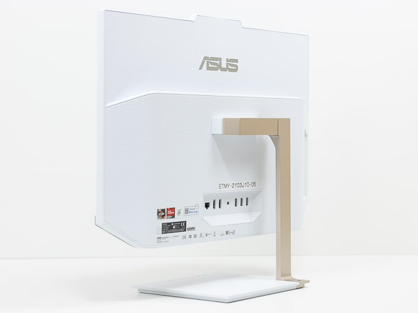 ASUS Zen AiO 24 A5401W インターフェース