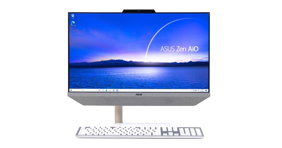 ASUS Zen AiO 24 A5401Wレビュー