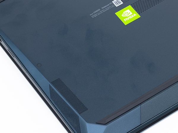 ZenBook Duo 14 UX482EG 指紋