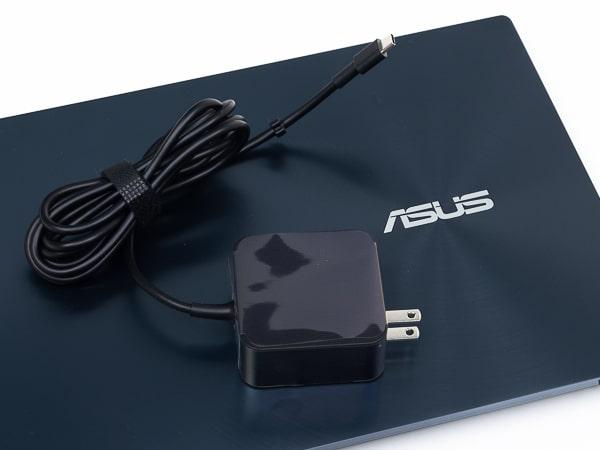 ZenBook Duo 14 UX482EG 電源アダプター