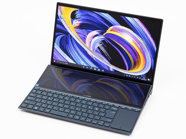 ZenBook Duo 14 UX482EG 感想