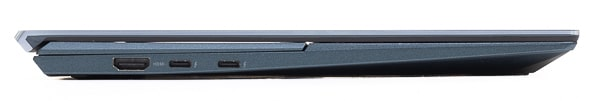 ZenBook Duo 14 UX482EG 厚さ