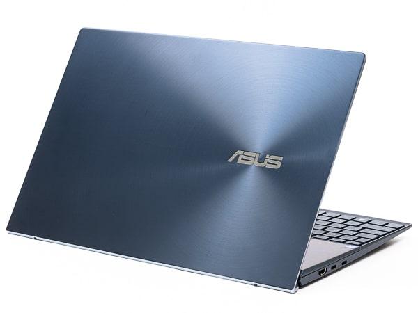 ZenBook Duo 14 UX482EG 天板
