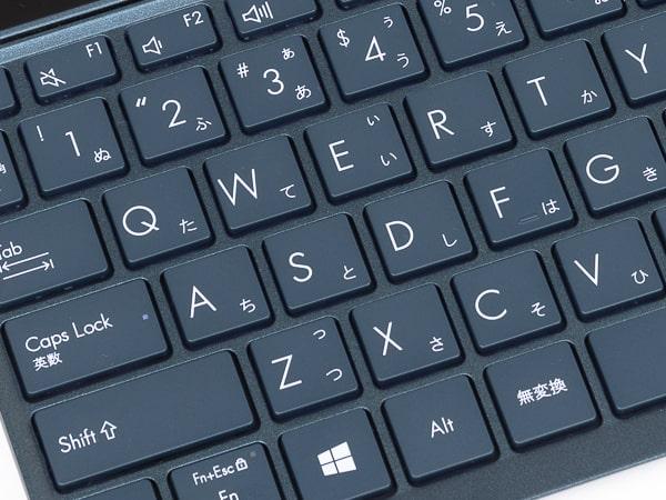 ZenBook Duo 14 UX482EG タイプ感