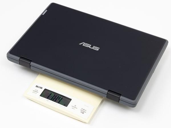 ASUS B1100FKA 重さ