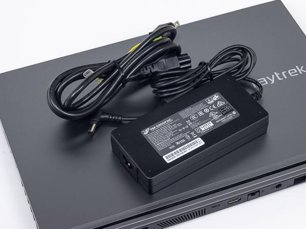 raytrek R5-CA 電源アダプター