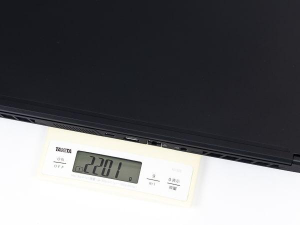 raytrek R7 重さ