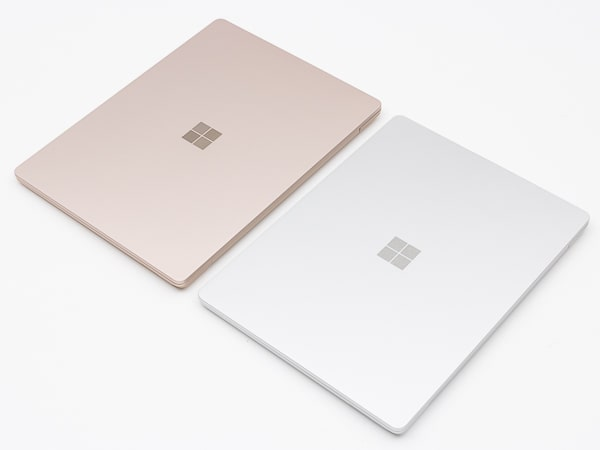 Surface Laptop Go 天板
