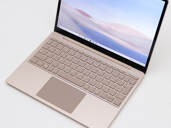 Surface Laptop Go パームレスト