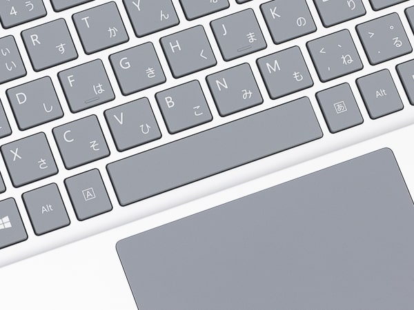 Surface Laptop Go 配列