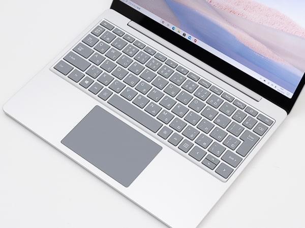 Surface Laptop Go タッチパッド