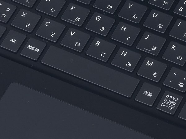 Surface Laptop 4 配列