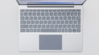 Surface Laptop Go レビュー・キーボード編:コンパクトPCとしては使いやすい