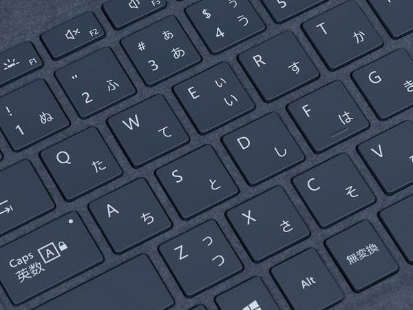 Surface Laptop 4 13.5インチ タイプ感