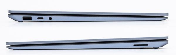 Surface Laptop 4 13.5インチ インターフェース