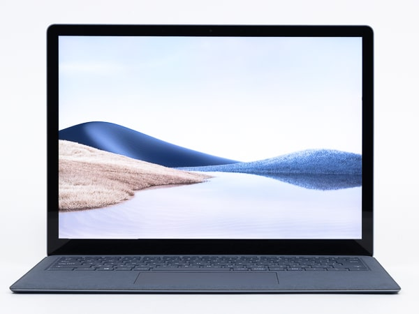Surface Laptop 4 13.5インチ 感想