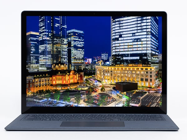 Surface Laptop 4 13.5インチ 映像