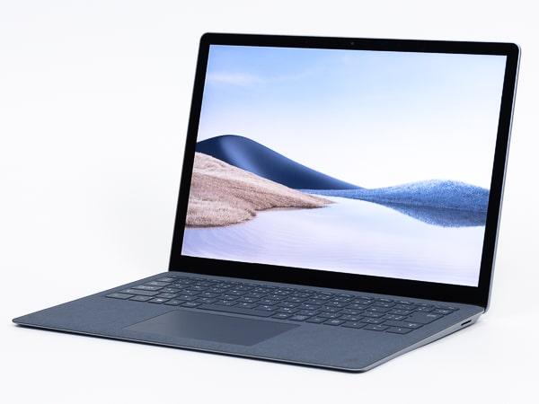 Surface Laptop 4 13.5インチモデルレビュー